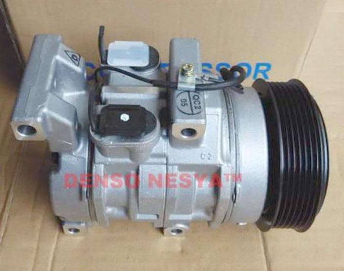 Jual Compresor Kompresor Ac Mobil Toyota Avanza Lama 1 5 L Denso Asli Kota Probolinggo Denso Ac Mobil Tokopedia
