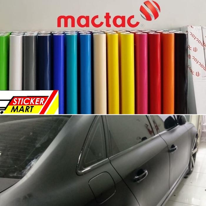harga Mactac sticker wrap mobil uk 123cm x 1meter Tokopedia.com