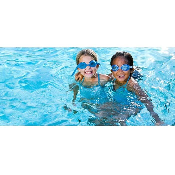 Jual Kacamata Renang Untuk Anak 3th Keatas Swim Goggles - Biru ... 77694fd2b7