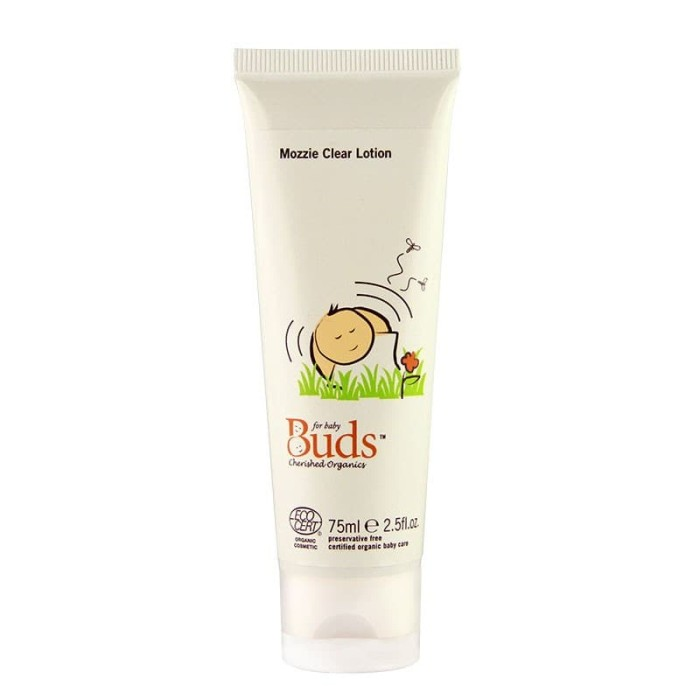 Buds cherished organics - mozzie clear lotion cherished 75 ml