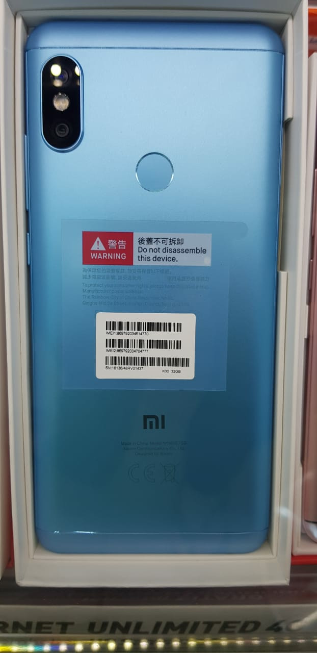 Jual Redmi Note 5 4 64 Garansi International Majestic Shop 23 Xiaomi Dist