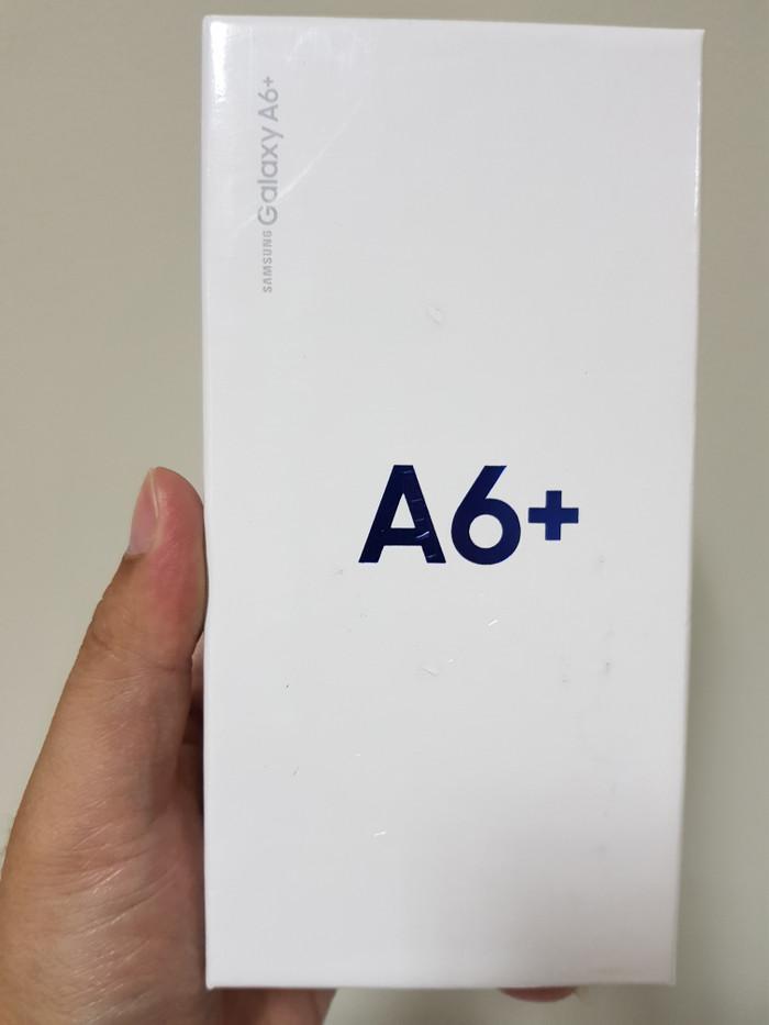 Jual Samsung Galaxy A6 A6 Plus Garansi Resmi Sein Bnib Ram 4gb