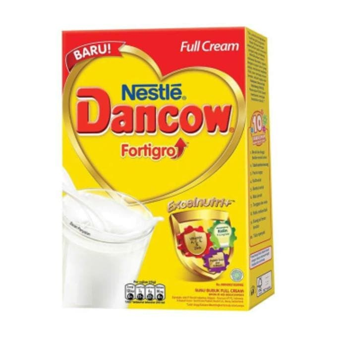 Info Dancow Full Cream Travelbon.com