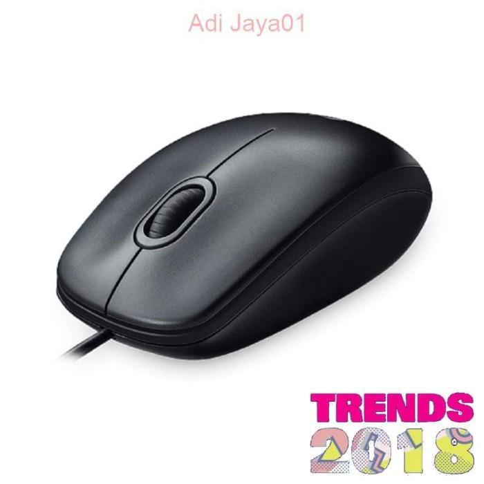 f4209a5d55e Jual #DB015 / Logitech Wired Mouse M100R / Mouse Kabel Logitech ...