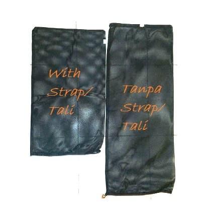 harga Tas jaring drawstring mesh bag tas alat snorkling / selam Tokopedia.com