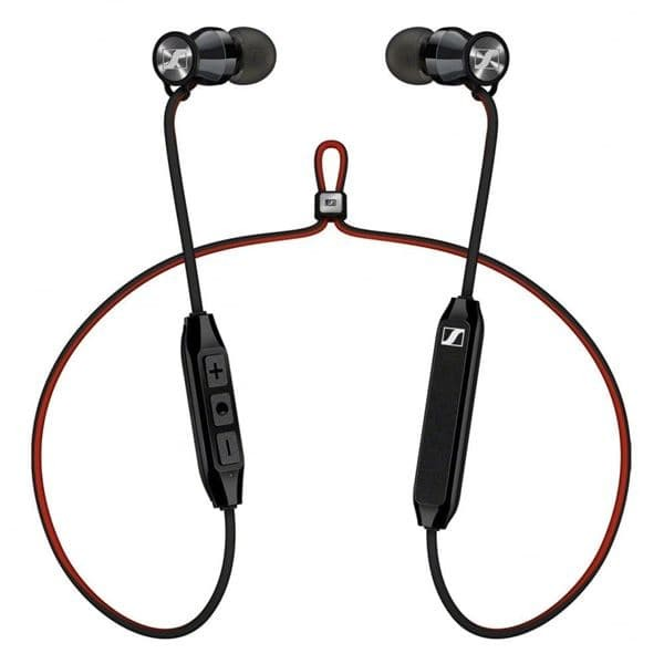 harga Sennheiser momentum free in ear wireless headphone - black Tokopedia.com