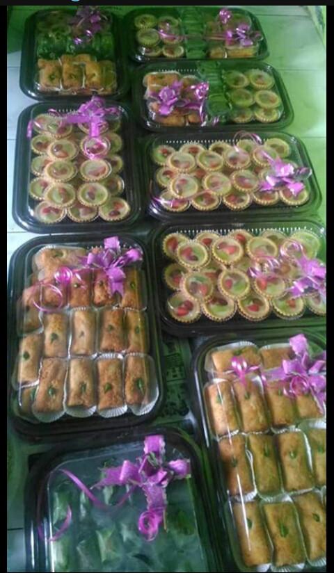 Jual Kue Hantaran Pernikahan Kota Tangerang Manza Catering Tokopedia