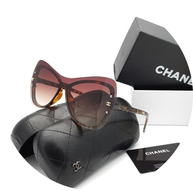 Sungglases Kacamata Chanel R - 2304   Kacamata Wanita Anti Uv Protection 94106d639d