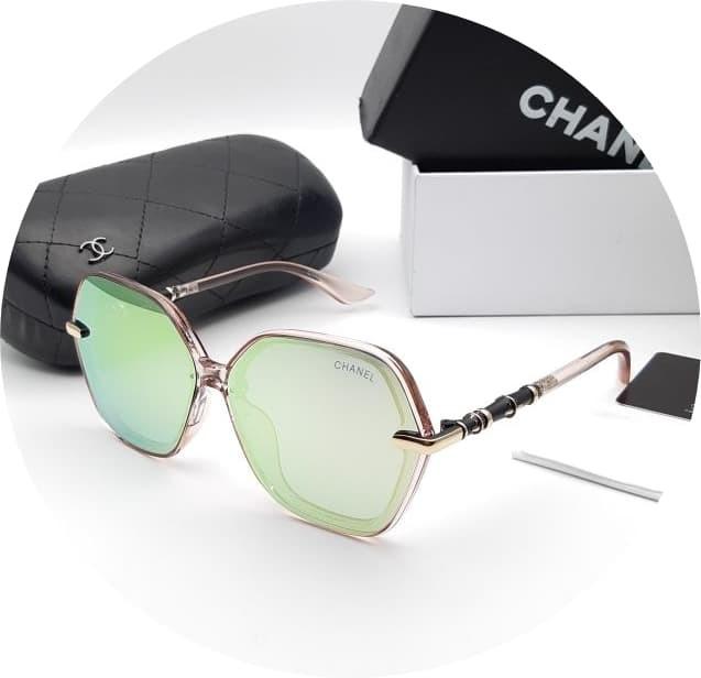 Sungglases Kacamata Chanel R - 2303   Kacamata Wanita Anti Uv Protection 080abded4b