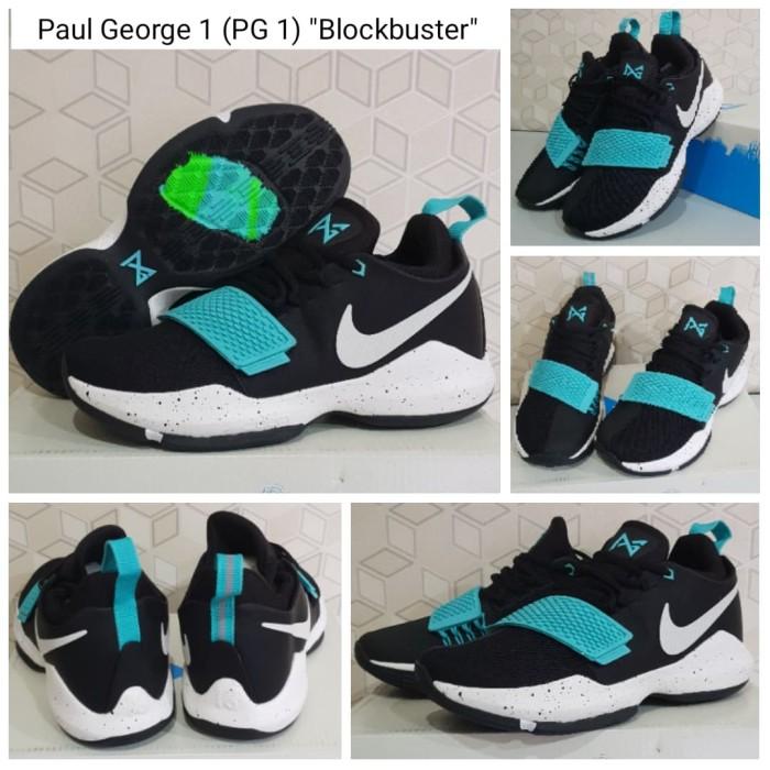 wholesale dealer 7cdd1 daa73 Jual Sepatu Basket Nike Paul George PG 1 Blockbuster Free Kaos Kaki - black  red, 44 - DKI Jakarta - Korionz Shop | Tokopedia