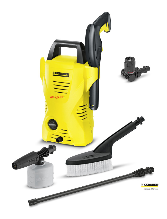harga Karcher paket | k2 basic w/ vp 145s | high pressure cleaner w 360 deg Tokopedia.com