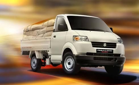 Spesifikasi Suzuki Mega Carry Yang Harus Anda Ketahui