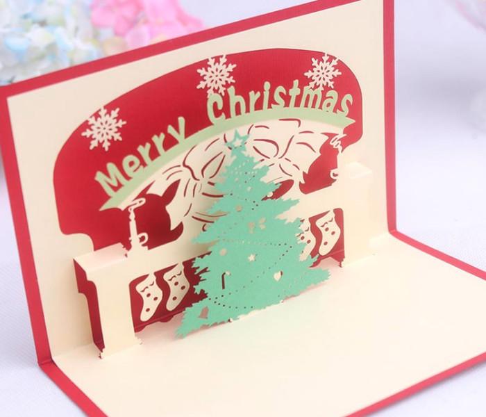 Jual Kartu Ucapan 3d 3d Merry Christmas Selamat Natal Dan Tahun Baru Card Kota Tangerang Grosir Baking Tools Tokopedia