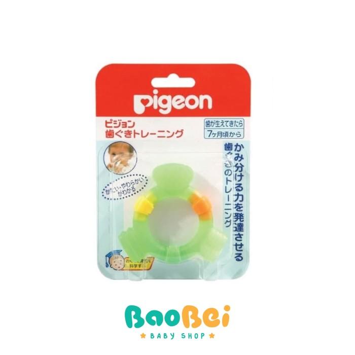 ORIGINAL JAPAN / PIGEON BABY TEETHER STEP 2 / GIGITAN BAYI