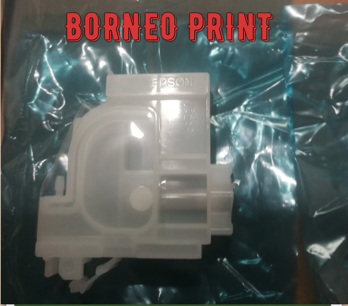 Jual Cartridge Damper Ciss Infus EPSON L1300 L1800 NEW ORIGINAL EPSON -  Jakarta Pusat - Borneo Print   Tokopedia