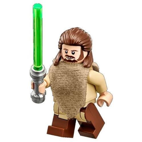 harga Lego qui-gon jinn (poncho printed legs - 75096) Tokopedia.com