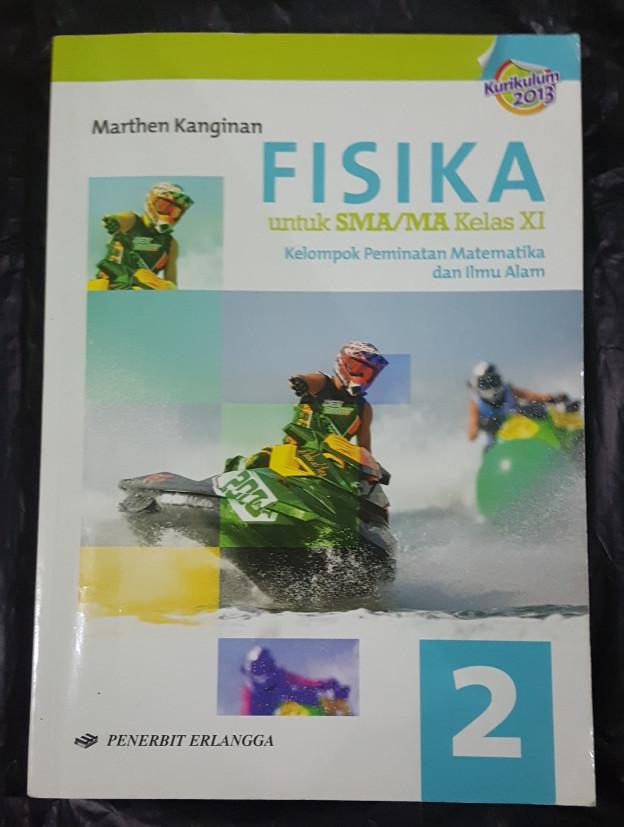 Jual Buku Fisika Untuk Sma Ma Kelas Xi Penerbit Erlangga Kab Kuningan Serba Serbik Tokopedia