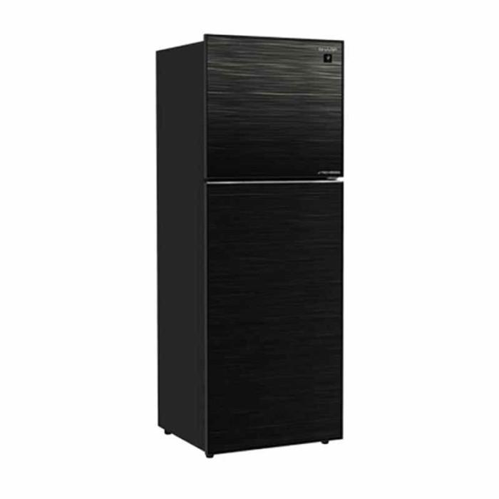 harga Sharp sj-426gi-mk shine j-tech inverter kulkas lemari es 2 pintu Tokopedia.com