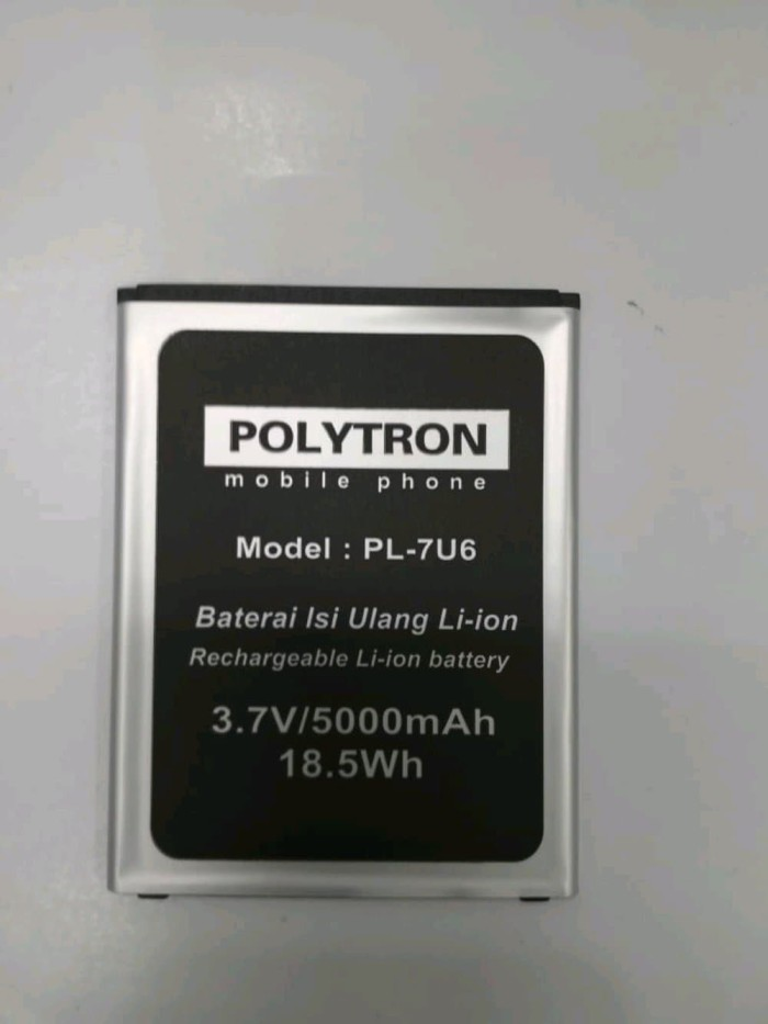 harga Baterai handphone polytron rocket 4g lte / pl-7u6 / ori / battrey Tokopedia.com