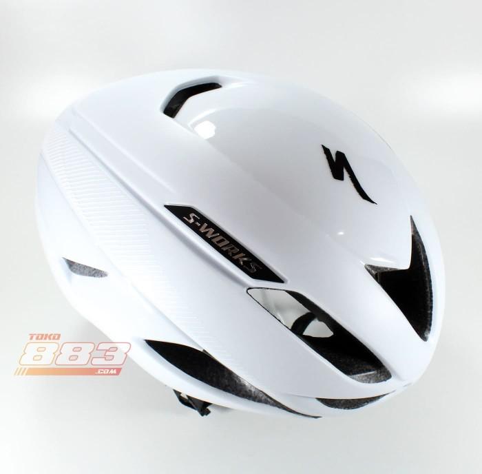 harga Helm sepeda specialized evade 2 all white Tokopedia.com