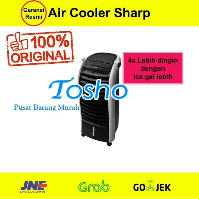 harga Air cooler sharp pj-a26 my kipas angin ac pendingin ruangan portable Tokopedia.com