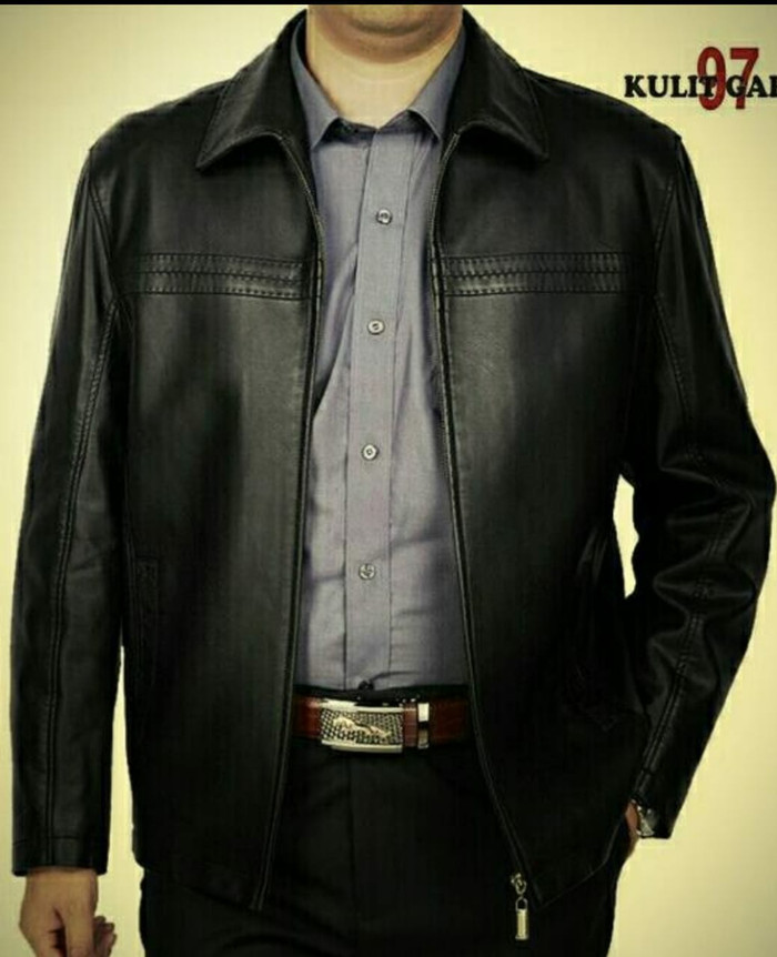 Jual jaket kulit asli domba garut cek harga di PriceArea.com f5edb94f42