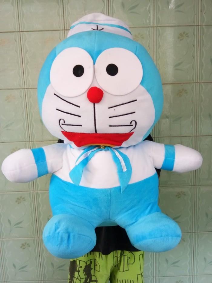 Boneka Doraemon Sailor XXL - Doraemon Jumbo 60cm