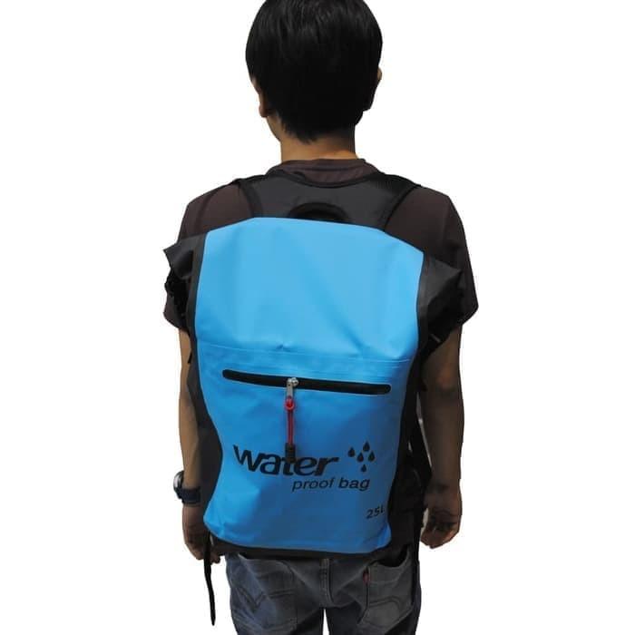 06c949f09d64 Jual Tas Ransel Bucket Dry Bag Waterproof 25L - OB-106 - FreeMarket ...