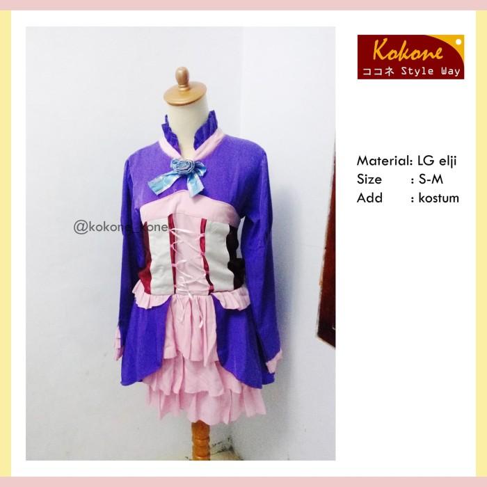 Jual Sewa Kostum 100 Ribu Cosplay Anime Jepang Game Murah Dress Baju