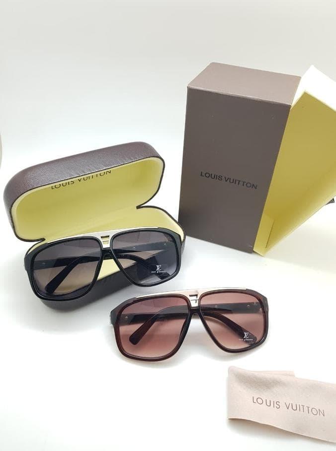 cbfab9421d9 Jual Kacamata Louis Vuitton LV Millionare Sunglasses Wanita Pria ...