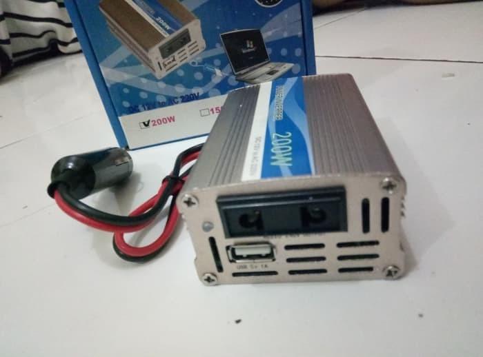 harga Visero power inverter mobil 200 watt Tokopedia.com