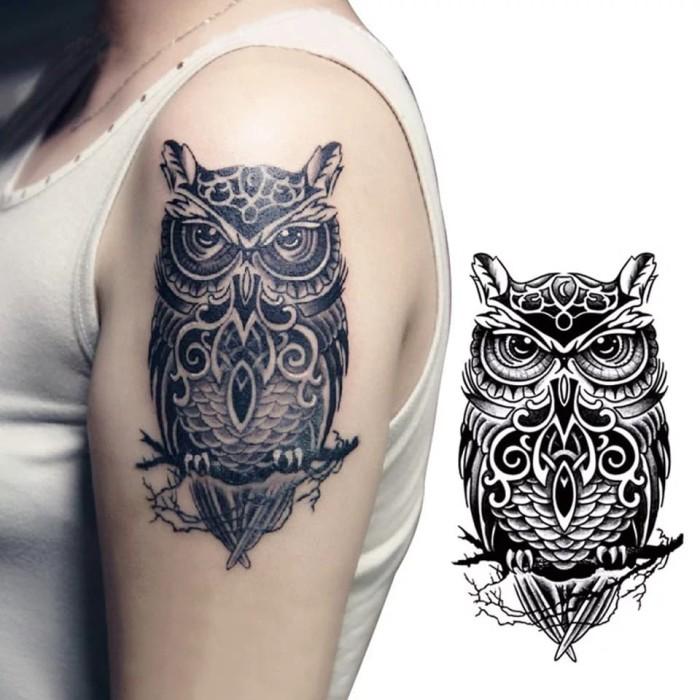 Jual Hb 301 Arm Tattoo Tato Lengan Temporer 3d Body Art 21x15cm