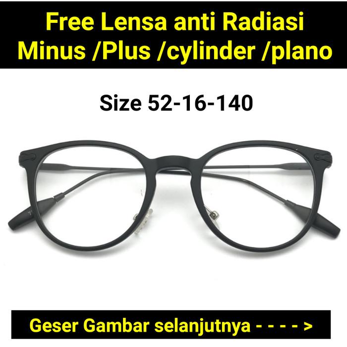 Jual Frame Kacamata minus Kacamata Baca Kacamata korea - Cahaya ... f665ca9df0