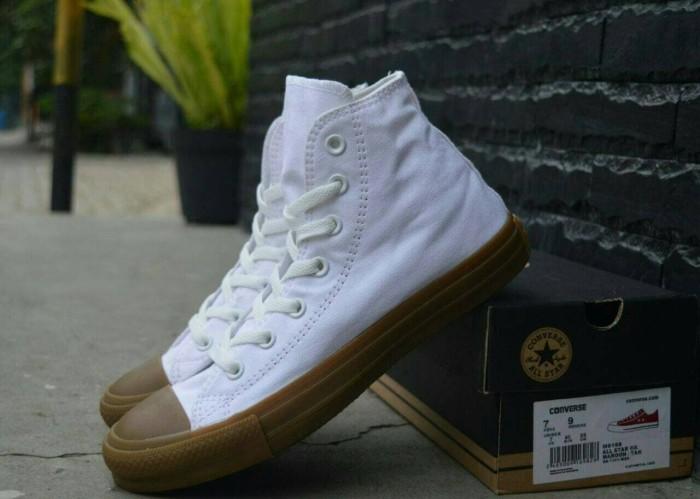Jual Sepatu Converse Casual Sneakers Pria Wanita Sekolah Kuliah