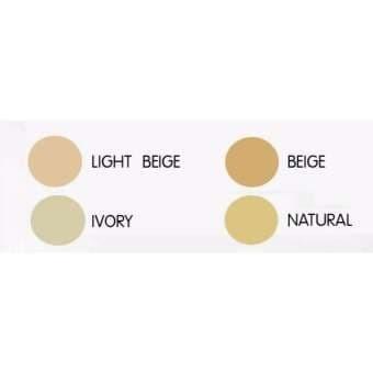 Wardah Everyday Luminous Face Powder - Bedak Tabur - 03 Ivory -REFILL