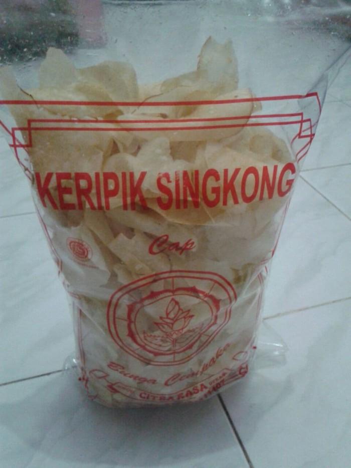Info Keripik Singkong Cap Bunga Cempaka Hargano.com