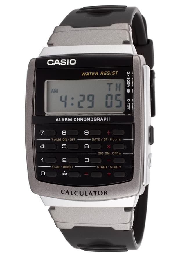 Casio jam tangan pria ca-56-1df