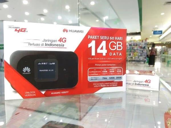harga Huawei e5577 Tokopedia.com