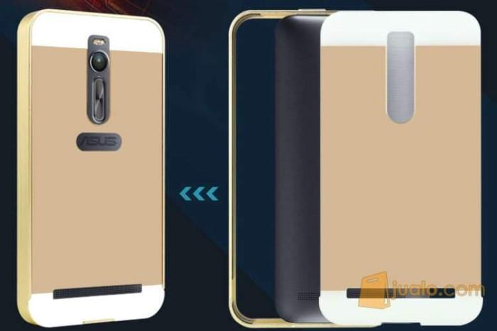 harga New model alumunium bumper with back cover/case asus zenfone 2 ze551ml Tokopedia.com