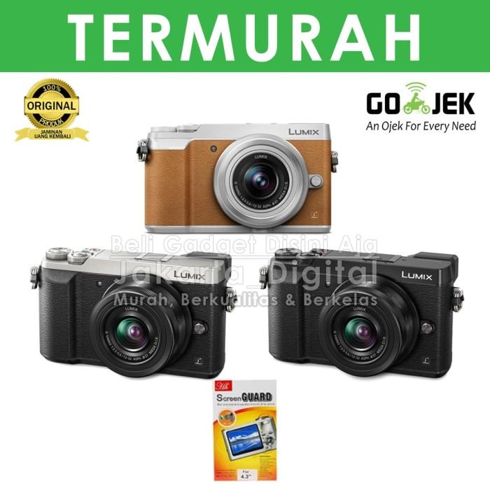 harga Jakarta digital panasonic lumix gx85k lensa 12-32mm dmc gx 85 Tokopedia.com