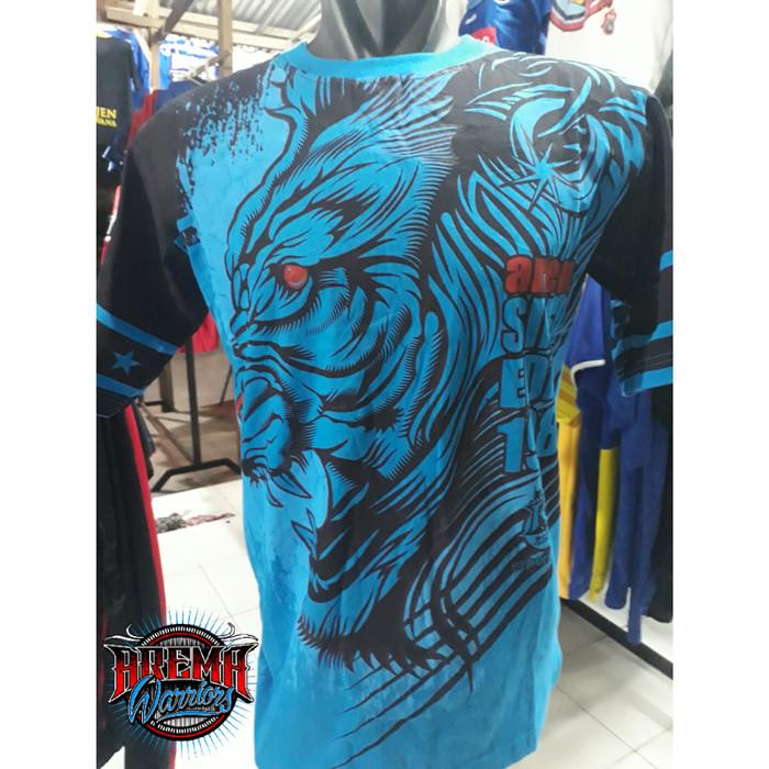 ... Tshirt Pria Distro Kids Jaman Now. Source · Kaos Arema Singo Edan 87 - Biru Muda, M