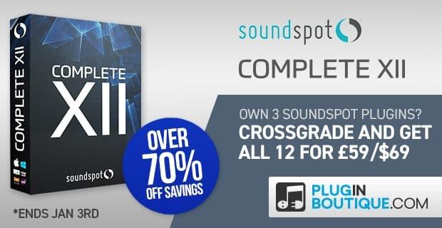 Jual Soundspot Complete Bundle (Vst,RTAS,AAX) 32bit & 64bit Windows - Hitam  - Kota Padang - noeg music   Tokopedia