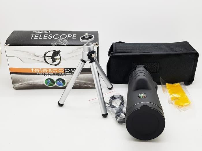harga Telezoom 40x60 for hp - teropong bushnel 40x60 Tokopedia.com