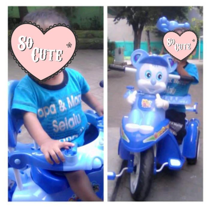 Minime Kaos Oblong Tangan Bayi Motif MM 25 uk M. Source · Sepeda Anak (