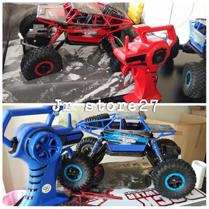harga Rc crawler car speed 4wd 24ghz skala 1:14 Tokopedia.com