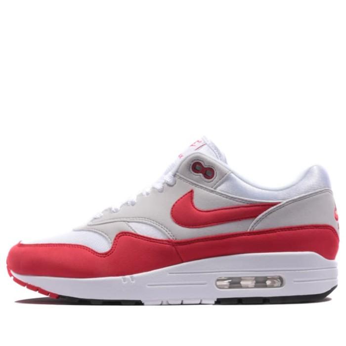 Jual Sepatu sneakers Nike original Air Max 1 Anniversary OG red 908375103 Kab. Banyumas sepatuoriginale | Tokopedia