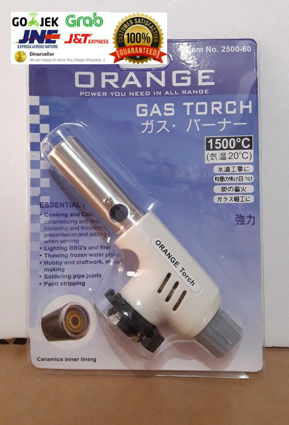 harga Orange gas burner / gas torch / korek las Tokopedia.com