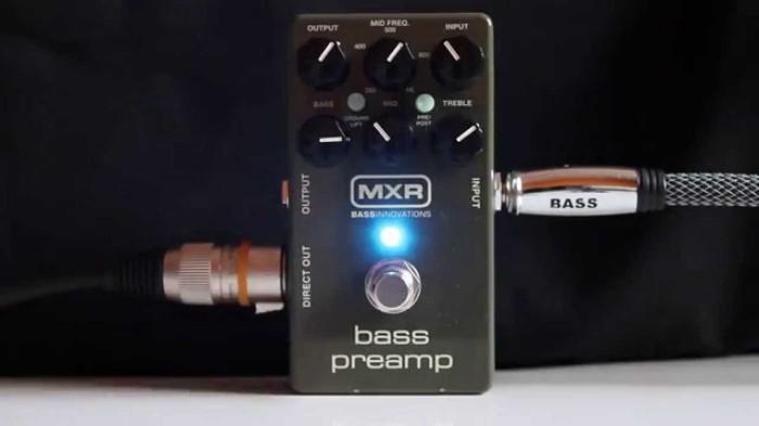 harga Preamp bass dunlop mxr m81 Tokopedia.com