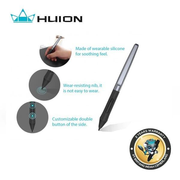 harga Pen huion battery free pw 100 Tokopedia.com