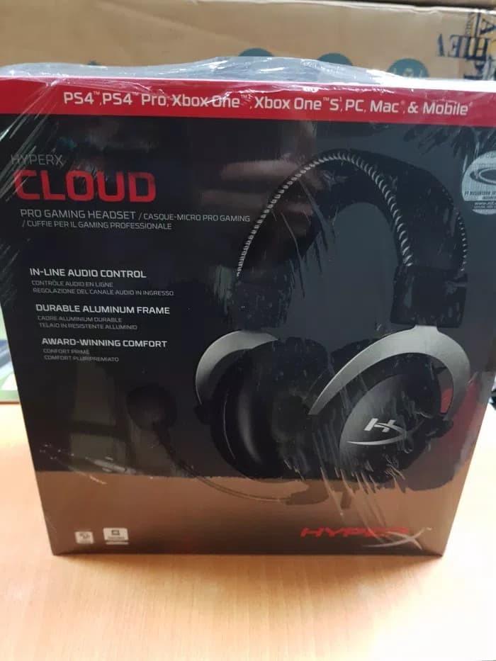 harga Kingston hyperx cloud pro gaming headset / headphone Tokopedia.com